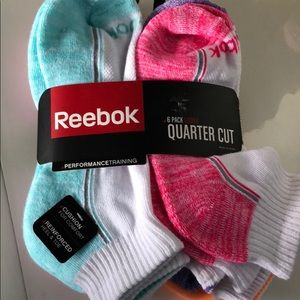 Brand new bandle of Reebok socks